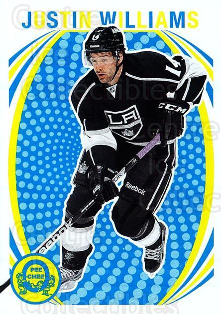 2013-14 O-Pee-Chee Retro #27 Justin Williams<br/>1 In Stock - $2.00 each - <a href=https://centericecollectibles.foxycart.com/cart?name=2013-14%20O-Pee-Chee%20Retro%20%2327%20Justin%20Williams...&quantity_max=1&price=$2.00&code=710126 class=foxycart> Buy it now! </a>