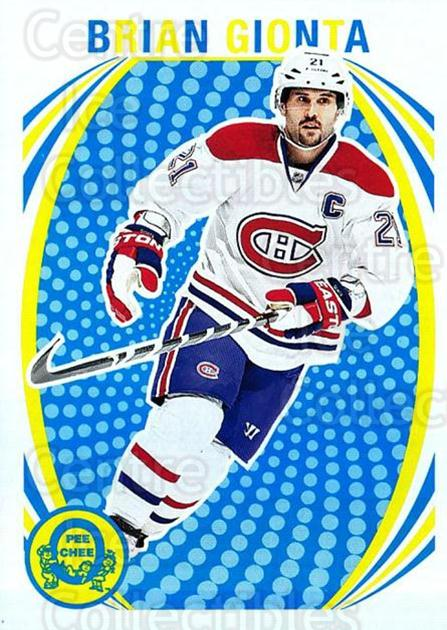 2013-14 O-Pee-Chee Retro #46 Brian Gionta<br/>1 In Stock - $2.00 each - <a href=https://centericecollectibles.foxycart.com/cart?name=2013-14%20O-Pee-Chee%20Retro%20%2346%20Brian%20Gionta...&quantity_max=1&price=$2.00&code=710145 class=foxycart> Buy it now! </a>