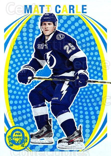 2013-14 O-Pee-Chee Retro #58 Matt Carle<br/>1 In Stock - $2.00 each - <a href=https://centericecollectibles.foxycart.com/cart?name=2013-14%20O-Pee-Chee%20Retro%20%2358%20Matt%20Carle...&quantity_max=1&price=$2.00&code=710157 class=foxycart> Buy it now! </a>
