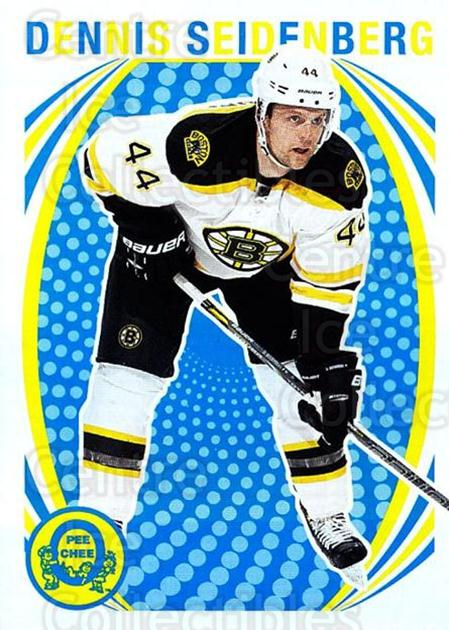 2013-14 O-Pee-Chee Retro #66 Dennis Seidenberg<br/>1 In Stock - $2.00 each - <a href=https://centericecollectibles.foxycart.com/cart?name=2013-14%20O-Pee-Chee%20Retro%20%2366%20Dennis%20Seidenbe...&quantity_max=1&price=$2.00&code=710165 class=foxycart> Buy it now! </a>