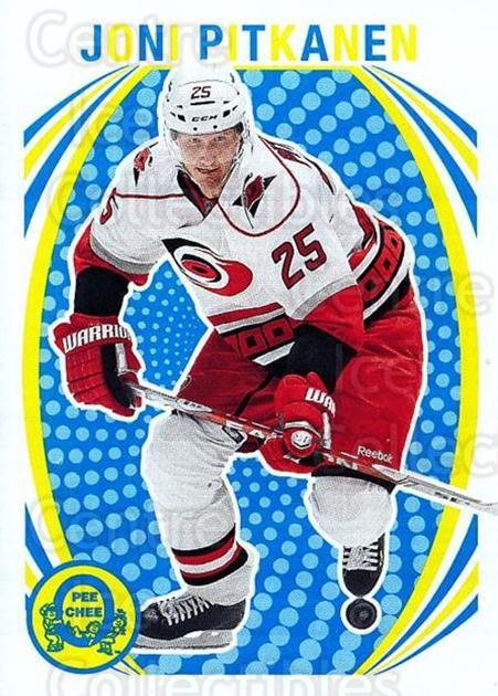 2013-14 O-Pee-Chee Retro #73 Joni Pitkanen<br/>1 In Stock - $2.00 each - <a href=https://centericecollectibles.foxycart.com/cart?name=2013-14%20O-Pee-Chee%20Retro%20%2373%20Joni%20Pitkanen...&quantity_max=1&price=$2.00&code=710172 class=foxycart> Buy it now! </a>