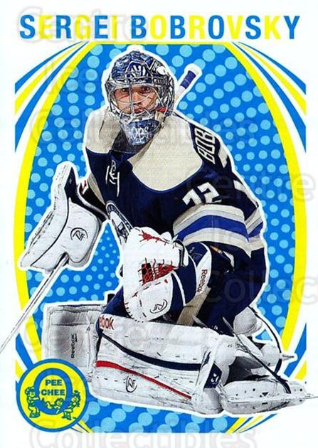 2013-14 O-Pee-Chee Retro #77 Sergei Bobrovsky<br/>1 In Stock - $2.00 each - <a href=https://centericecollectibles.foxycart.com/cart?name=2013-14%20O-Pee-Chee%20Retro%20%2377%20Sergei%20Bobrovsk...&quantity_max=1&price=$2.00&code=710176 class=foxycart> Buy it now! </a>