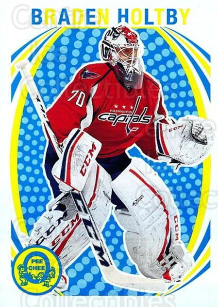 2013-14 O-Pee-Chee Retro #94 Braden Holtby<br/>1 In Stock - $2.00 each - <a href=https://centericecollectibles.foxycart.com/cart?name=2013-14%20O-Pee-Chee%20Retro%20%2394%20Braden%20Holtby...&quantity_max=1&price=$2.00&code=710193 class=foxycart> Buy it now! </a>