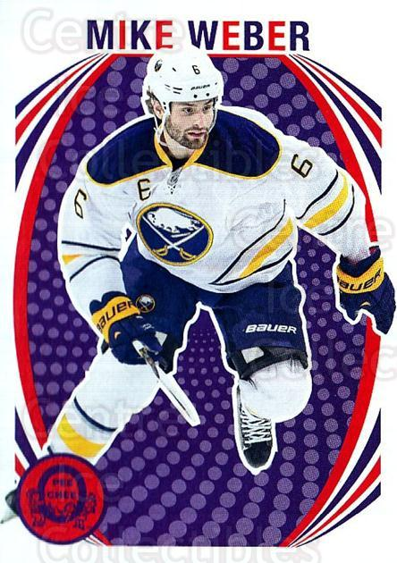 2013-14 O-Pee-Chee Retro #103 Mike Weber<br/>1 In Stock - $2.00 each - <a href=https://centericecollectibles.foxycart.com/cart?name=2013-14%20O-Pee-Chee%20Retro%20%23103%20Mike%20Weber...&quantity_max=1&price=$2.00&code=710202 class=foxycart> Buy it now! </a>