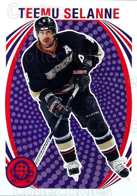 2013-14 O-Pee-Chee Retro #110 Teemu Selanne<br/>1 In Stock - $5.00 each - <a href=https://centericecollectibles.foxycart.com/cart?name=2013-14%20O-Pee-Chee%20Retro%20%23110%20Teemu%20Selanne...&quantity_max=1&price=$5.00&code=710209 class=foxycart> Buy it now! </a>