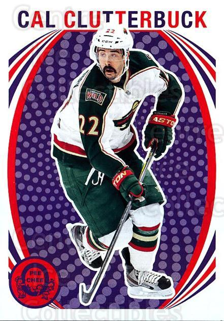 2013-14 O-Pee-Chee Retro #112 Cal Clutterbuck<br/>1 In Stock - $2.00 each - <a href=https://centericecollectibles.foxycart.com/cart?name=2013-14%20O-Pee-Chee%20Retro%20%23112%20Cal%20Clutterbuck...&quantity_max=1&price=$2.00&code=710211 class=foxycart> Buy it now! </a>