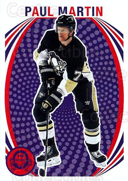 2013-14 O-Pee-Chee Retro #115 Paul Martin<br/>1 In Stock - $2.00 each - <a href=https://centericecollectibles.foxycart.com/cart?name=2013-14%20O-Pee-Chee%20Retro%20%23115%20Paul%20Martin...&quantity_max=1&price=$2.00&code=710214 class=foxycart> Buy it now! </a>