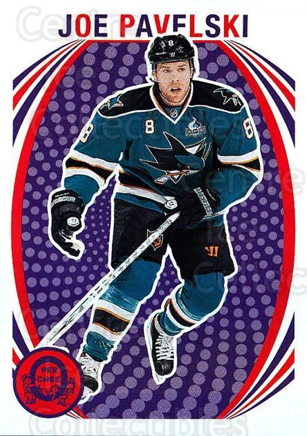 2013-14 O-Pee-Chee Retro #116 Joe Pavelski<br/>1 In Stock - $2.00 each - <a href=https://centericecollectibles.foxycart.com/cart?name=2013-14%20O-Pee-Chee%20Retro%20%23116%20Joe%20Pavelski...&quantity_max=1&price=$2.00&code=710215 class=foxycart> Buy it now! </a>