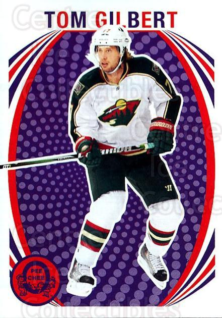 2013-14 O-Pee-Chee Retro #131 Tom Gilbert<br/>1 In Stock - $2.00 each - <a href=https://centericecollectibles.foxycart.com/cart?name=2013-14%20O-Pee-Chee%20Retro%20%23131%20Tom%20Gilbert...&quantity_max=1&price=$2.00&code=710230 class=foxycart> Buy it now! </a>