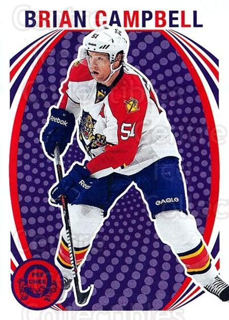 2013-14 O-Pee-Chee Retro #153 Brian Campbell<br/>1 In Stock - $2.00 each - <a href=https://centericecollectibles.foxycart.com/cart?name=2013-14%20O-Pee-Chee%20Retro%20%23153%20Brian%20Campbell...&quantity_max=1&price=$2.00&code=710252 class=foxycart> Buy it now! </a>