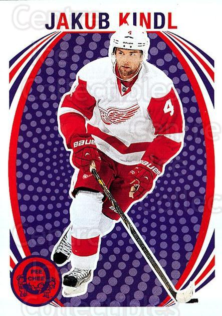 2013-14 O-Pee-Chee Retro #156 Jakub Kindl<br/>1 In Stock - $2.00 each - <a href=https://centericecollectibles.foxycart.com/cart?name=2013-14%20O-Pee-Chee%20Retro%20%23156%20Jakub%20Kindl...&quantity_max=1&price=$2.00&code=710255 class=foxycart> Buy it now! </a>