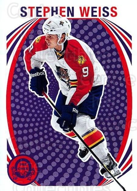 2013-14 O-Pee-Chee Retro #175 Stephen Weiss<br/>1 In Stock - $2.00 each - <a href=https://centericecollectibles.foxycart.com/cart?name=2013-14%20O-Pee-Chee%20Retro%20%23175%20Stephen%20Weiss...&quantity_max=1&price=$2.00&code=710274 class=foxycart> Buy it now! </a>
