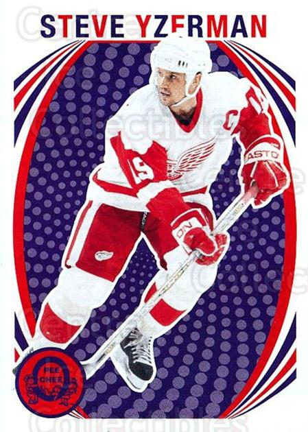 2013-14 O-Pee-Chee Retro #183 Steve Yzerman<br/>1 In Stock - $5.00 each - <a href=https://centericecollectibles.foxycart.com/cart?name=2013-14%20O-Pee-Chee%20Retro%20%23183%20Steve%20Yzerman...&quantity_max=1&price=$5.00&code=710282 class=foxycart> Buy it now! </a>