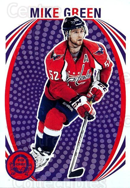 2013-14 O-Pee-Chee Retro #190 Mike Green<br/>1 In Stock - $2.00 each - <a href=https://centericecollectibles.foxycart.com/cart?name=2013-14%20O-Pee-Chee%20Retro%20%23190%20Mike%20Green...&quantity_max=1&price=$2.00&code=710289 class=foxycart> Buy it now! </a>