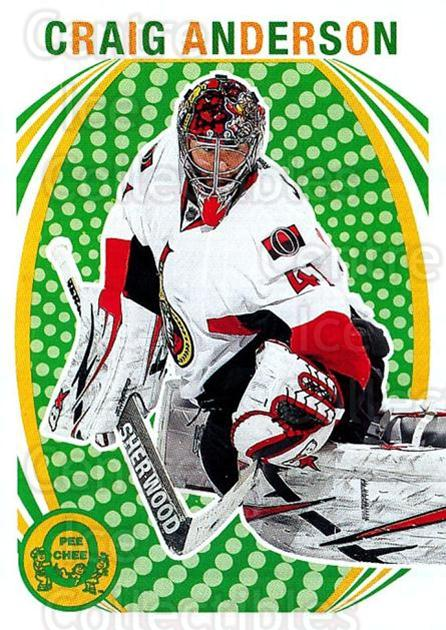 2013-14 O-Pee-Chee Retro #201 Craig Anderson<br/>1 In Stock - $2.00 each - <a href=https://centericecollectibles.foxycart.com/cart?name=2013-14%20O-Pee-Chee%20Retro%20%23201%20Craig%20Anderson...&quantity_max=1&price=$2.00&code=710300 class=foxycart> Buy it now! </a>
