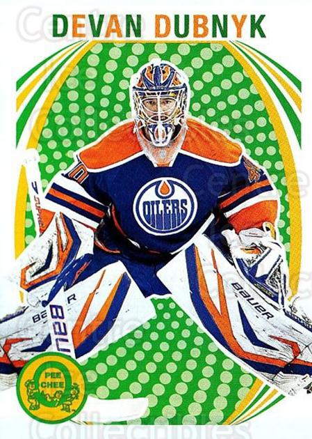 2013-14 O-Pee-Chee Retro #206 Devan Dubnyk<br/>1 In Stock - $2.00 each - <a href=https://centericecollectibles.foxycart.com/cart?name=2013-14%20O-Pee-Chee%20Retro%20%23206%20Devan%20Dubnyk...&quantity_max=1&price=$2.00&code=710305 class=foxycart> Buy it now! </a>