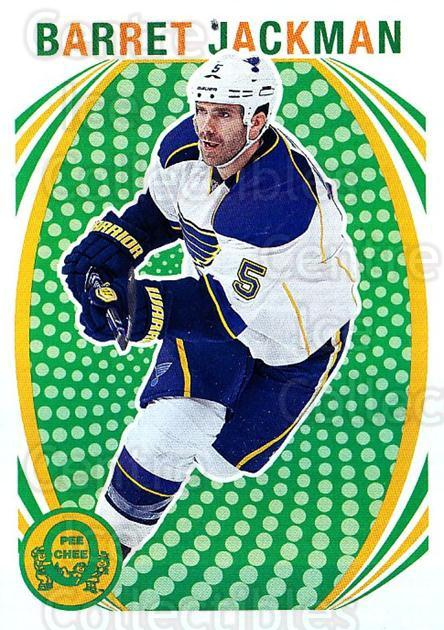 2013-14 O-Pee-Chee Retro #208 Barret Jackman<br/>1 In Stock - $2.00 each - <a href=https://centericecollectibles.foxycart.com/cart?name=2013-14%20O-Pee-Chee%20Retro%20%23208%20Barret%20Jackman...&quantity_max=1&price=$2.00&code=710307 class=foxycart> Buy it now! </a>