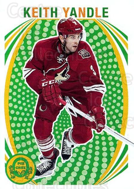 2013-14 O-Pee-Chee Retro #229 Keith Yandle<br/>1 In Stock - $2.00 each - <a href=https://centericecollectibles.foxycart.com/cart?name=2013-14%20O-Pee-Chee%20Retro%20%23229%20Keith%20Yandle...&quantity_max=1&price=$2.00&code=710328 class=foxycart> Buy it now! </a>