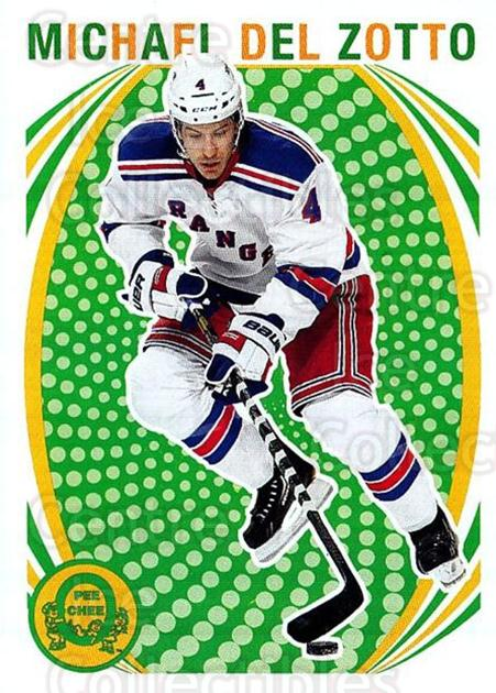 2013-14 O-Pee-Chee Retro #231 Michael Del Zotto<br/>1 In Stock - $2.00 each - <a href=https://centericecollectibles.foxycart.com/cart?name=2013-14%20O-Pee-Chee%20Retro%20%23231%20Michael%20Del%20Zot...&quantity_max=1&price=$2.00&code=710330 class=foxycart> Buy it now! </a>