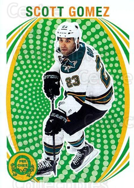 2013-14 O-Pee-Chee Retro #245 Scott Gomez<br/>1 In Stock - $2.00 each - <a href=https://centericecollectibles.foxycart.com/cart?name=2013-14%20O-Pee-Chee%20Retro%20%23245%20Scott%20Gomez...&quantity_max=1&price=$2.00&code=710344 class=foxycart> Buy it now! </a>