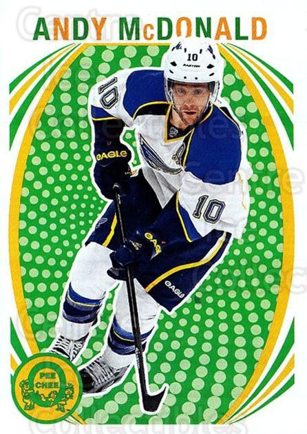 2013-14 O-Pee-Chee Retro #257 Andy McDonald<br/>1 In Stock - $2.00 each - <a href=https://centericecollectibles.foxycart.com/cart?name=2013-14%20O-Pee-Chee%20Retro%20%23257%20Andy%20McDonald...&quantity_max=1&price=$2.00&code=710356 class=foxycart> Buy it now! </a>