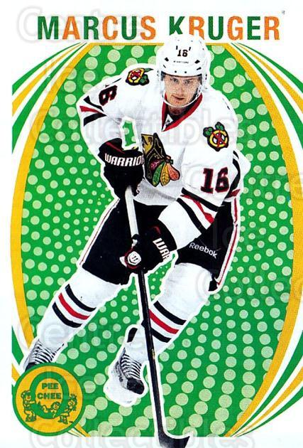 2013-14 O-Pee-Chee Retro #260 Marcus Kruger<br/>1 In Stock - $2.00 each - <a href=https://centericecollectibles.foxycart.com/cart?name=2013-14%20O-Pee-Chee%20Retro%20%23260%20Marcus%20Kruger...&quantity_max=1&price=$2.00&code=710359 class=foxycart> Buy it now! </a>