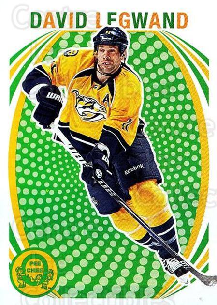 2013-14 O-Pee-Chee Retro #266 David Legwand<br/>1 In Stock - $2.00 each - <a href=https://centericecollectibles.foxycart.com/cart?name=2013-14%20O-Pee-Chee%20Retro%20%23266%20David%20Legwand...&quantity_max=1&price=$2.00&code=710365 class=foxycart> Buy it now! </a>