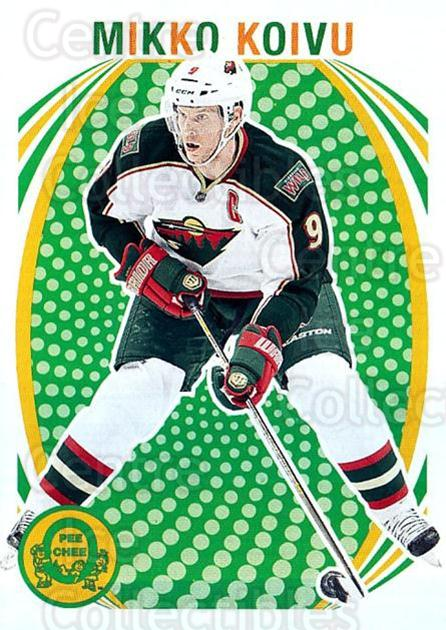 2013-14 O-Pee-Chee Retro #283 Mikko Koivu<br/>1 In Stock - $2.00 each - <a href=https://centericecollectibles.foxycart.com/cart?name=2013-14%20O-Pee-Chee%20Retro%20%23283%20Mikko%20Koivu...&quantity_max=1&price=$2.00&code=710382 class=foxycart> Buy it now! </a>