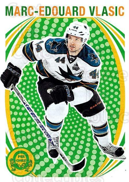 2013-14 O-Pee-Chee Retro #286 Marc-Edouard Vlasic<br/>1 In Stock - $2.00 each - <a href=https://centericecollectibles.foxycart.com/cart?name=2013-14%20O-Pee-Chee%20Retro%20%23286%20Marc-Edouard%20Vl...&quantity_max=1&price=$2.00&code=710385 class=foxycart> Buy it now! </a>