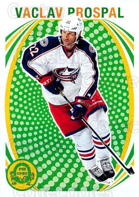 2013-14 O-Pee-Chee Retro #287 Vaclav Prospal<br/>1 In Stock - $2.00 each - <a href=https://centericecollectibles.foxycart.com/cart?name=2013-14%20O-Pee-Chee%20Retro%20%23287%20Vaclav%20Prospal...&quantity_max=1&price=$2.00&code=710386 class=foxycart> Buy it now! </a>