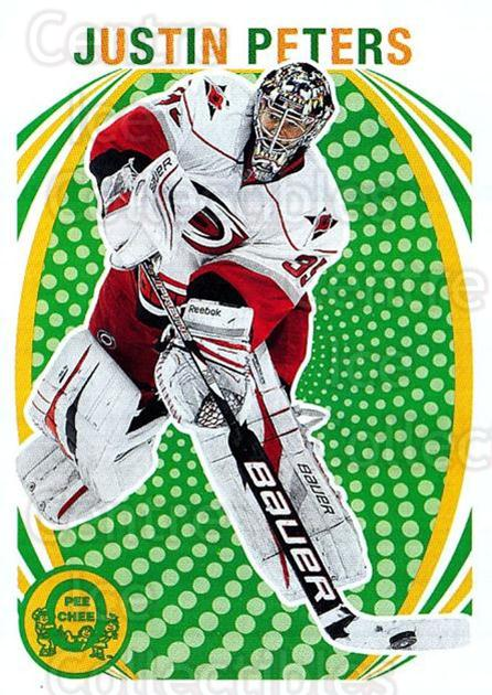 2013-14 O-Pee-Chee Retro #292 Justin Peters<br/>1 In Stock - $2.00 each - <a href=https://centericecollectibles.foxycart.com/cart?name=2013-14%20O-Pee-Chee%20Retro%20%23292%20Justin%20Peters...&quantity_max=1&price=$2.00&code=710391 class=foxycart> Buy it now! </a>