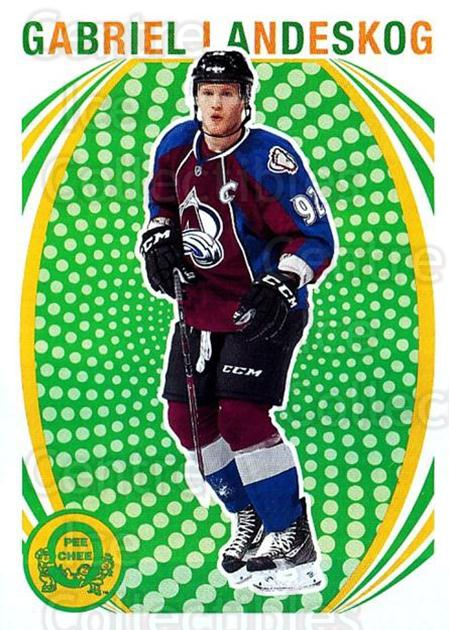 2013-14 O-Pee-Chee Retro #295 Gabriel Landeskog<br/>1 In Stock - $2.00 each - <a href=https://centericecollectibles.foxycart.com/cart?name=2013-14%20O-Pee-Chee%20Retro%20%23295%20Gabriel%20Landesk...&quantity_max=1&price=$2.00&code=710394 class=foxycart> Buy it now! </a>