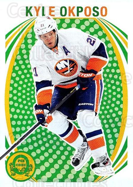 2013-14 O-Pee-Chee Retro #297 Kyle Okposo<br/>1 In Stock - $2.00 each - <a href=https://centericecollectibles.foxycart.com/cart?name=2013-14%20O-Pee-Chee%20Retro%20%23297%20Kyle%20Okposo...&quantity_max=1&price=$2.00&code=710396 class=foxycart> Buy it now! </a>