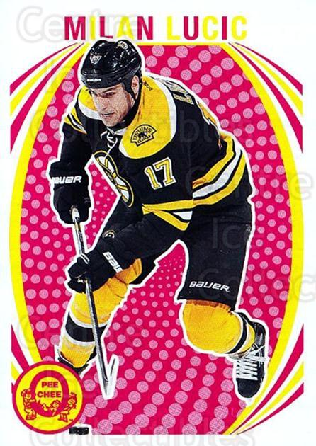 2013-14 O-Pee-Chee Retro #323 Milan Lucic<br/>1 In Stock - $2.00 each - <a href=https://centericecollectibles.foxycart.com/cart?name=2013-14%20O-Pee-Chee%20Retro%20%23323%20Milan%20Lucic...&quantity_max=1&price=$2.00&code=710422 class=foxycart> Buy it now! </a>
