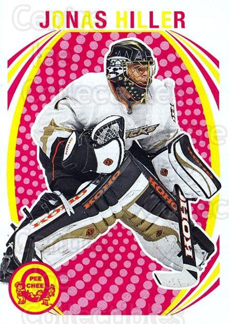 2013-14 O-Pee-Chee Retro #339 Jonas Hiller<br/>1 In Stock - $2.00 each - <a href=https://centericecollectibles.foxycart.com/cart?name=2013-14%20O-Pee-Chee%20Retro%20%23339%20Jonas%20Hiller...&quantity_max=1&price=$2.00&code=710438 class=foxycart> Buy it now! </a>