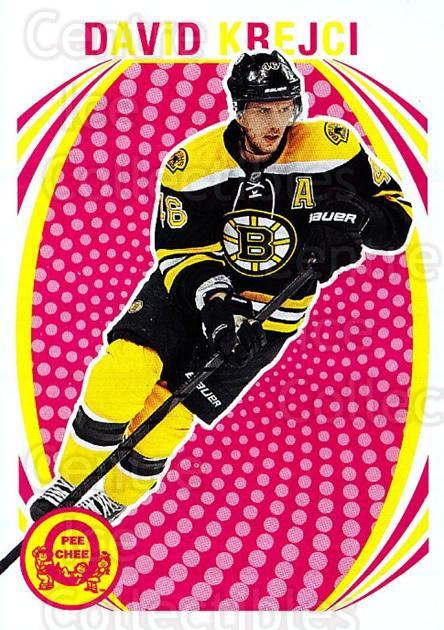2013-14 O-Pee-Chee Retro #341 David Krejci<br/>1 In Stock - $2.00 each - <a href=https://centericecollectibles.foxycart.com/cart?name=2013-14%20O-Pee-Chee%20Retro%20%23341%20David%20Krejci...&quantity_max=1&price=$2.00&code=710440 class=foxycart> Buy it now! </a>