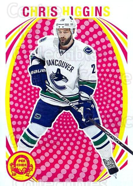 2013-14 O-Pee-Chee Retro #348 Chris Higgins<br/>1 In Stock - $2.00 each - <a href=https://centericecollectibles.foxycart.com/cart?name=2013-14%20O-Pee-Chee%20Retro%20%23348%20Chris%20Higgins...&quantity_max=1&price=$2.00&code=710447 class=foxycart> Buy it now! </a>