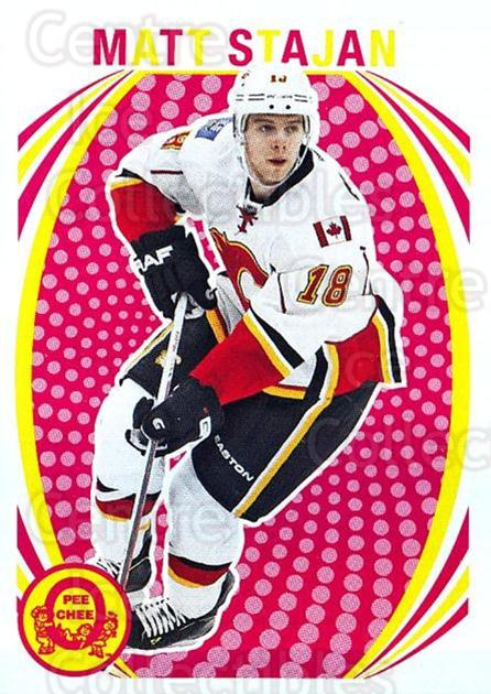 2013-14 O-Pee-Chee Retro #364 Matt Stajan<br/>1 In Stock - $2.00 each - <a href=https://centericecollectibles.foxycart.com/cart?name=2013-14%20O-Pee-Chee%20Retro%20%23364%20Matt%20Stajan...&quantity_max=1&price=$2.00&code=710463 class=foxycart> Buy it now! </a>