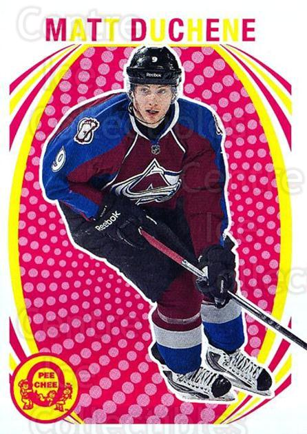 2013-14 O-Pee-Chee Retro #374 Matt Duchene<br/>1 In Stock - $2.00 each - <a href=https://centericecollectibles.foxycart.com/cart?name=2013-14%20O-Pee-Chee%20Retro%20%23374%20Matt%20Duchene...&quantity_max=1&price=$2.00&code=710473 class=foxycart> Buy it now! </a>