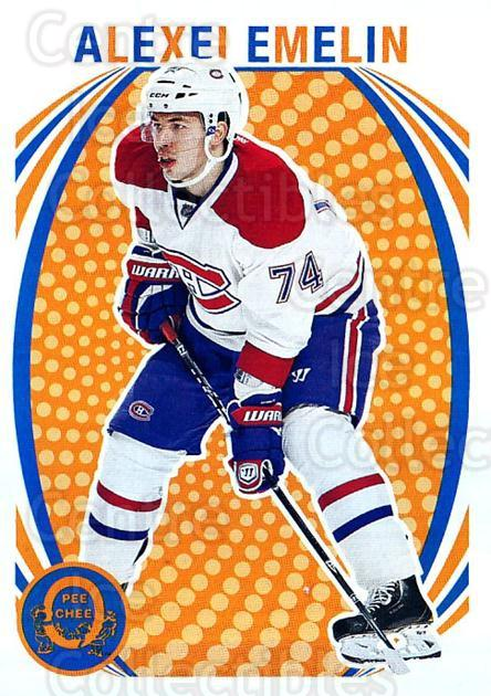 2013-14 O-Pee-Chee Retro #408 Alexei Emelin<br/>1 In Stock - $2.00 each - <a href=https://centericecollectibles.foxycart.com/cart?name=2013-14%20O-Pee-Chee%20Retro%20%23408%20Alexei%20Emelin...&quantity_max=1&price=$2.00&code=710507 class=foxycart> Buy it now! </a>