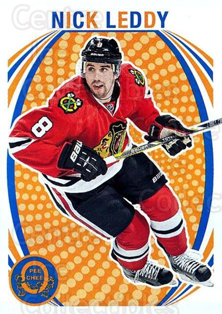 2013-14 O-Pee-Chee Retro #418 Nick Leddy<br/>1 In Stock - $2.00 each - <a href=https://centericecollectibles.foxycart.com/cart?name=2013-14%20O-Pee-Chee%20Retro%20%23418%20Nick%20Leddy...&quantity_max=1&price=$2.00&code=710517 class=foxycart> Buy it now! </a>