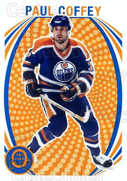 2013-14 O-Pee-Chee Retro #423 Paul Coffey<br/>1 In Stock - $3.00 each - <a href=https://centericecollectibles.foxycart.com/cart?name=2013-14%20O-Pee-Chee%20Retro%20%23423%20Paul%20Coffey...&quantity_max=1&price=$3.00&code=710522 class=foxycart> Buy it now! </a>