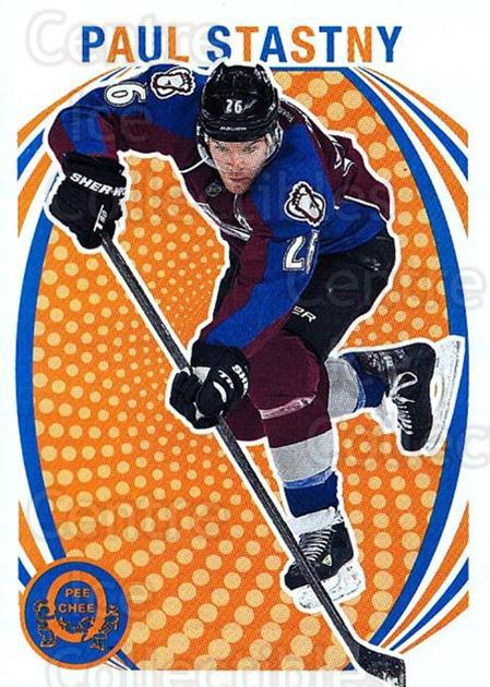 2013-14 O-Pee-Chee Retro #433 Paul Stastny<br/>1 In Stock - $2.00 each - <a href=https://centericecollectibles.foxycart.com/cart?name=2013-14%20O-Pee-Chee%20Retro%20%23433%20Paul%20Stastny...&quantity_max=1&price=$2.00&code=710532 class=foxycart> Buy it now! </a>