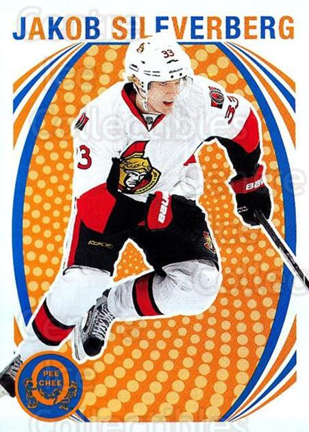 2013-14 O-Pee-Chee Retro #446 Jakob Silfverberg<br/>1 In Stock - $2.00 each - <a href=https://centericecollectibles.foxycart.com/cart?name=2013-14%20O-Pee-Chee%20Retro%20%23446%20Jakob%20Silfverbe...&quantity_max=1&price=$2.00&code=710545 class=foxycart> Buy it now! </a>