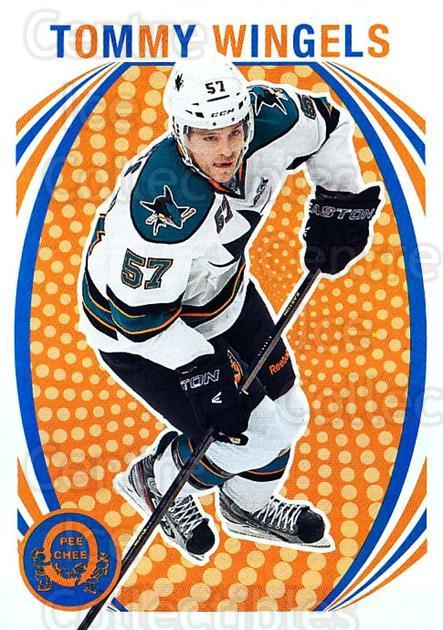 2013-14 O-Pee-Chee Retro #448 Tommy Wingels<br/>1 In Stock - $2.00 each - <a href=https://centericecollectibles.foxycart.com/cart?name=2013-14%20O-Pee-Chee%20Retro%20%23448%20Tommy%20Wingels...&quantity_max=1&price=$2.00&code=710547 class=foxycart> Buy it now! </a>