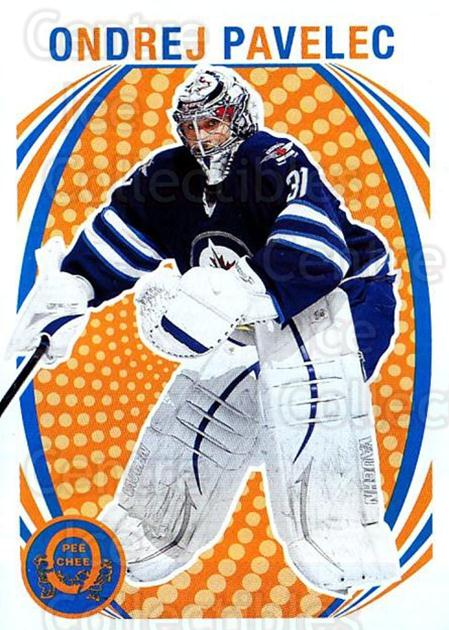 2013-14 O-Pee-Chee Retro #450 Ondrej Pavelec<br/>1 In Stock - $2.00 each - <a href=https://centericecollectibles.foxycart.com/cart?name=2013-14%20O-Pee-Chee%20Retro%20%23450%20Ondrej%20Pavelec...&quantity_max=1&price=$2.00&code=710549 class=foxycart> Buy it now! </a>