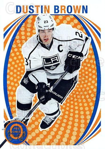 2013-14 O-Pee-Chee Retro #453 Dustin Brown<br/>1 In Stock - $2.00 each - <a href=https://centericecollectibles.foxycart.com/cart?name=2013-14%20O-Pee-Chee%20Retro%20%23453%20Dustin%20Brown...&quantity_max=1&price=$2.00&code=710552 class=foxycart> Buy it now! </a>
