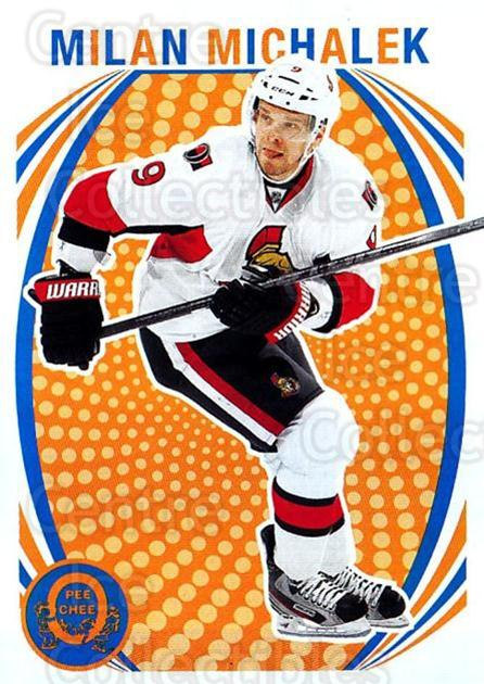 2013-14 O-Pee-Chee Retro #460 Milan Michalek<br/>1 In Stock - $2.00 each - <a href=https://centericecollectibles.foxycart.com/cart?name=2013-14%20O-Pee-Chee%20Retro%20%23460%20Milan%20Michalek...&quantity_max=1&price=$2.00&code=710559 class=foxycart> Buy it now! </a>