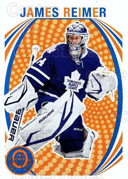 2013-14 O-Pee-Chee Retro #465 James Reimer<br/>1 In Stock - $3.00 each - <a href=https://centericecollectibles.foxycart.com/cart?name=2013-14%20O-Pee-Chee%20Retro%20%23465%20James%20Reimer...&quantity_max=1&price=$3.00&code=710564 class=foxycart> Buy it now! </a>