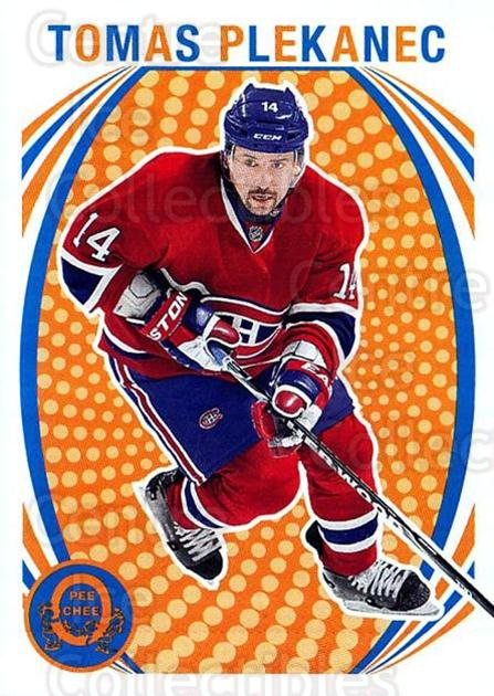 2013-14 O-Pee-Chee Retro #473 Tomas Plekanec<br/>1 In Stock - $2.00 each - <a href=https://centericecollectibles.foxycart.com/cart?name=2013-14%20O-Pee-Chee%20Retro%20%23473%20Tomas%20Plekanec...&quantity_max=1&price=$2.00&code=710572 class=foxycart> Buy it now! </a>